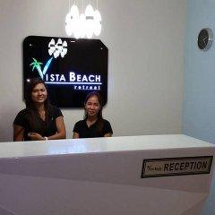 Отель Vista Beach Retreat Мальдивы, Мале - отзывы, цены и фото номеров - забронировать отель Vista Beach Retreat онлайн интерьер отеля фото 2