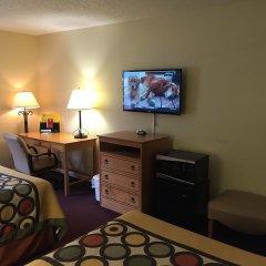Отель Super 8 by Wyndham Manning удобства в номере