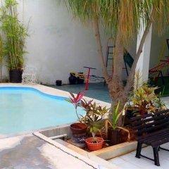 Hotel El Cid Merida бассейн фото 3