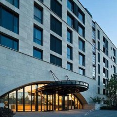 Hangzhou Xixi Paradise Yueju Hotel вид на фасад