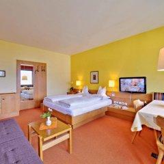 Отель Gartenresidence Zea Curtis Италия, Меран - отзывы, цены и фото номеров - забронировать отель Gartenresidence Zea Curtis онлайн комната для гостей фото 5