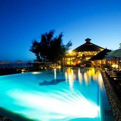 Отель Seahorse Resort & Spa бассейн