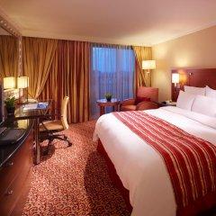 Amsterdam Marriott Hotel 5* Представительский номер с различными типами кроватей фото 10
