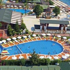 Отель PGS Rose Residence Beach - All Inclusive бассейн
