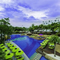 Hard Rock Hotel Pattaya Паттайя бассейн фото 2