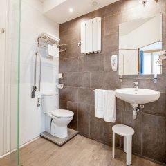 Отель Pensión Irune ванная