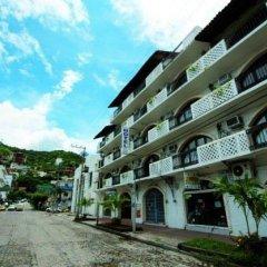 Hotel Hacienda de Vallarta Centro парковка фото 2