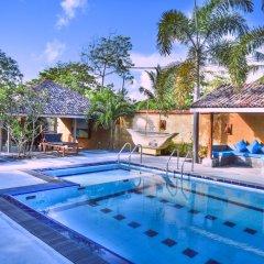 Отель Vibration Шри-Ланка, Хиккадува - отзывы, цены и фото номеров - забронировать отель Vibration онлайн бассейн фото 2