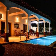 Отель Lucas Memorial Шри-Ланка, Косгода - отзывы, цены и фото номеров - забронировать отель Lucas Memorial онлайн бассейн