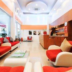 Chaweng Budget Hotel интерьер отеля