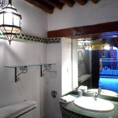 Отель Riad A La Belle Etoile Марокко, Сейл - отзывы, цены и фото номеров - забронировать отель Riad A La Belle Etoile онлайн ванная фото 2