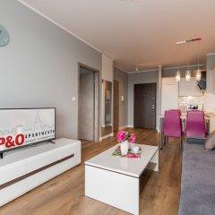 Отель P&O Apartments Ordona Польша, Варшава - отзывы, цены и фото номеров - забронировать отель P&O Apartments Ordona онлайн комната для гостей фото 3