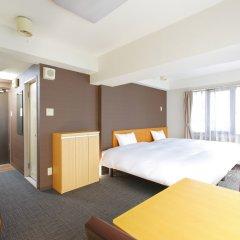 Отель Flexstay Inn Shirogane Япония, Токио - отзывы, цены и фото номеров - забронировать отель Flexstay Inn Shirogane онлайн комната для гостей
