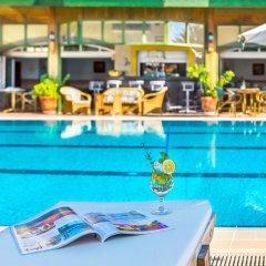 Happy Hotel Kalkan Турция, Калкан - отзывы, цены и фото номеров - забронировать отель Happy Hotel Kalkan онлайн гостиничный бар