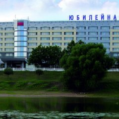 Отель Юбилейная Ярославль приотельная территория