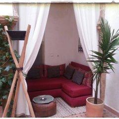 Отель Riad El Bir Марокко, Рабат - отзывы, цены и фото номеров - забронировать отель Riad El Bir онлайн комната для гостей фото 2
