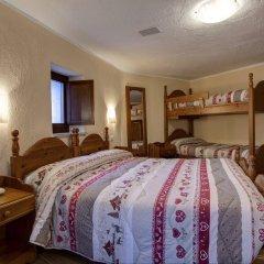 Отель Cecchin Италия, Аоста - отзывы, цены и фото номеров - забронировать отель Cecchin онлайн комната для гостей фото 2