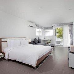 Отель X2 Vibe Phuket Patong 4* Стандартный номер разные типы кроватей фото 7