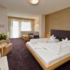 Hotel Burggräflerhof Лагундо комната для гостей