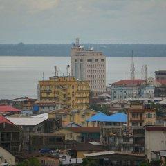 Отель New Brookfields Hotel Сьерра-Леоне, Фритаун - отзывы, цены и фото номеров - забронировать отель New Brookfields Hotel онлайн приотельная территория