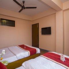 Отель OYO 149 Kalpa Brikshya Hotel Непал, Катманду - отзывы, цены и фото номеров - забронировать отель OYO 149 Kalpa Brikshya Hotel онлайн комната для гостей фото 4