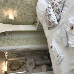 Отель Gamlebyen Hotell- Fredrikstad Норвегия, Фредрикстад - отзывы, цены и фото номеров - забронировать отель Gamlebyen Hotell- Fredrikstad онлайн ванная