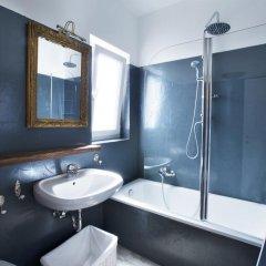 Отель Larix Suite Больцано ванная