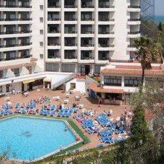 Отель Hi! Gardenia Park Hotel Испания, Фуэнхирола - отзывы, цены и фото номеров - забронировать отель Hi! Gardenia Park Hotel онлайн пляж