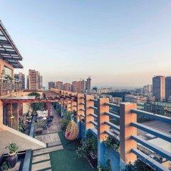 Отель Mercure Xiamen Exhibition Centre балкон