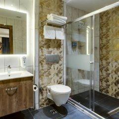 Park Yalcin Hotel Турция, Мерсин - отзывы, цены и фото номеров - забронировать отель Park Yalcin Hotel онлайн ванная фото 2