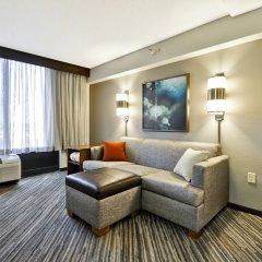Отель Hyatt Place Minneapolis Airport-South США, Блумингтон - отзывы, цены и фото номеров - забронировать отель Hyatt Place Minneapolis Airport-South онлайн комната для гостей фото 2