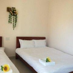 Nguyen Minh Hostel Далат сейф в номере