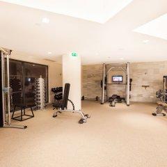 Отель As Cascatas Golf Resort & Spa фитнесс-зал фото 4