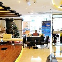 Отель Signature Inn Deira Dubái питание