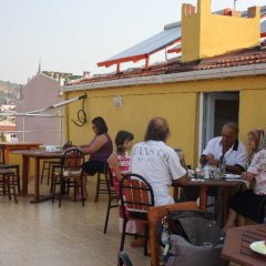 Ejder Турция, Эджеабат - отзывы, цены и фото номеров - забронировать отель Ejder онлайн терраса/патио