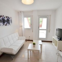 Апартаменты Apartment in Isla, Cantabria 102771 by MO Rentals комната для гостей фото 3