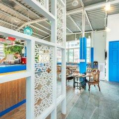 Отель Ama Hostel Bangkok Таиланд, Бангкок - отзывы, цены и фото номеров - забронировать отель Ama Hostel Bangkok онлайн питание фото 2