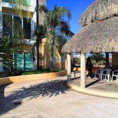 Отель Condominio Marina Масатлан парковка
