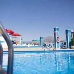 Отель Port Fleming Испания, Бенидорм - 2 отзыва об отеле, цены и фото номеров - забронировать отель Port Fleming онлайн бассейн фото 2