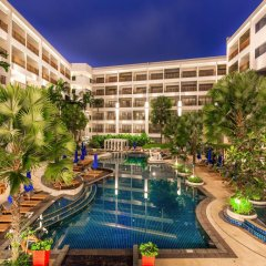 Отель Deevana Plaza Phuket бассейн фото 2