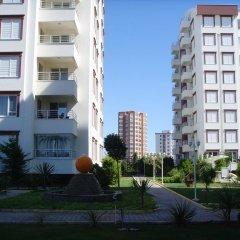 Restpark Apartments Турция, Анталья - отзывы, цены и фото номеров - забронировать отель Restpark Apartments онлайн вид на фасад