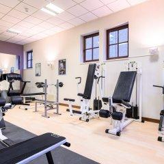 Отель Ramada Plaza Liege City Center Льеж фитнесс-зал фото 2