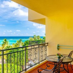 Отель Jewel Dunn's River Adult Beach Resort & Spa, All-Inclusive Ямайка, Очо-Риос - отзывы, цены и фото номеров - забронировать отель Jewel Dunn's River Adult Beach Resort & Spa, All-Inclusive онлайн балкон