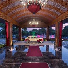 Отель Selectum Luxury Resort Belek Белек фитнесс-зал фото 4
