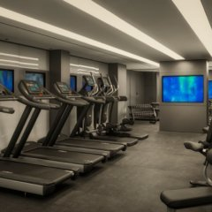 Отель Park Plaza London Waterloo фитнесс-зал фото 3