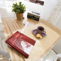 Отель Bed and Breakfast Letterario Италия, Фьюмичино - отзывы, цены и фото номеров - забронировать отель Bed and Breakfast Letterario онлайн фото 2