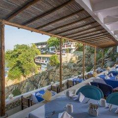 Отель Mirador Acapulco гостиничный бар