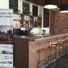 TRYP by Wyndham Mexico City World Trade Center Area Hotel гостиничный бар