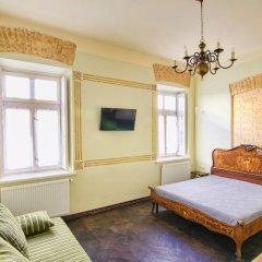 Апартаменты 1 Bedroom Apartment Valova 21a комната для гостей