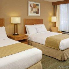 Отель DoubleTree by Hilton Columbus/Worthington США, Колумбус - отзывы, цены и фото номеров - забронировать отель DoubleTree by Hilton Columbus/Worthington онлайн комната для гостей фото 3